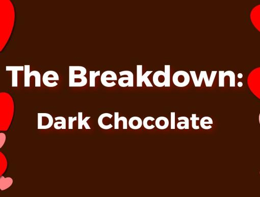 The Breakdown: Dark Chocolate
