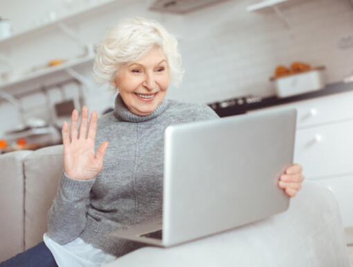 Staying Connected with the Elderly During COVID-19