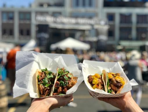 How to Eat Healthier at New Orleans Festivals