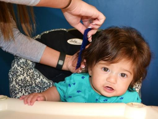 Tresses and Stresses: Your Child's First Haircut