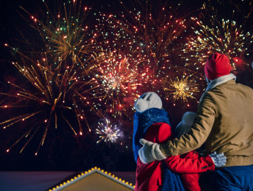 Firework Safety Tips for New Year's Eve