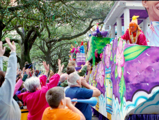 Sensory Strategies for Mardi Gras