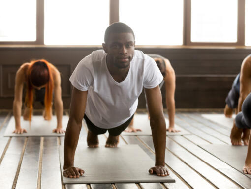 7 Surprising Benefits of Yoga for Men