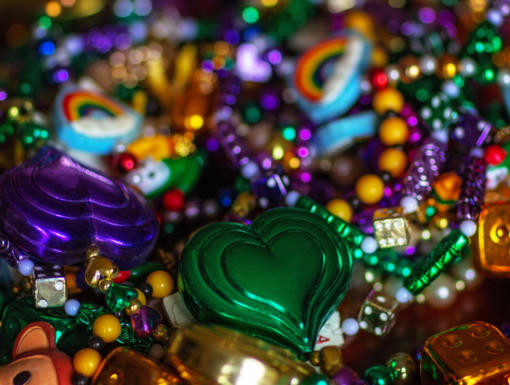 Keep Your Heart Healthy This Mardi Gras