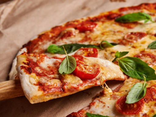 Better-for-You Dine-In and Frozen Pizza Options