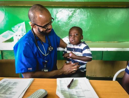 Missions in Haiti - Ochsner in|Depth