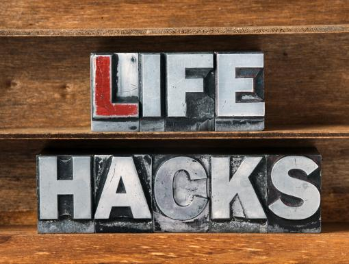 Multiple Sclerosis (MS) Life Hacks