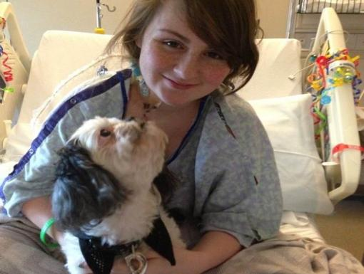 Pet Therapy Brings Healing Power of Pets to Ochsner Patients