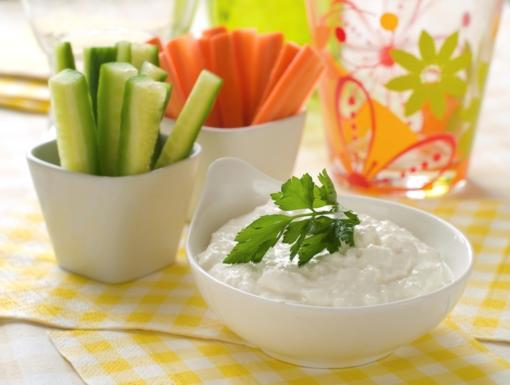 How to Slash Carbs and Calories from Dips