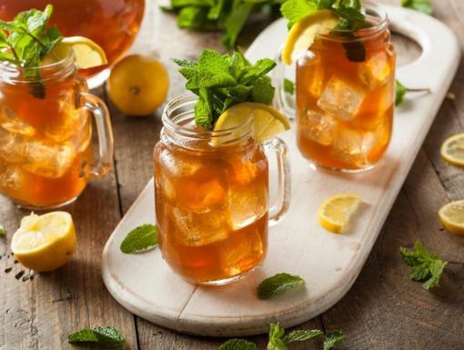 Four Ways to Enjoy Iced Tea