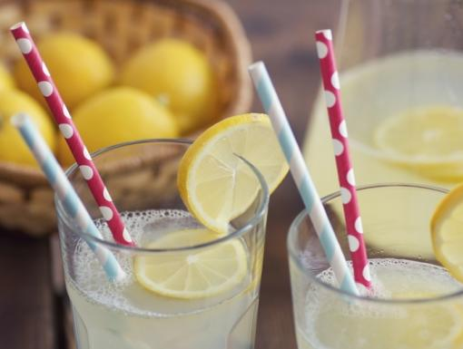 Lighten Up Your Lemonade