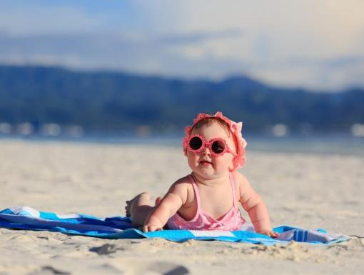 Coverage is Key with Infants and Sunscreen
