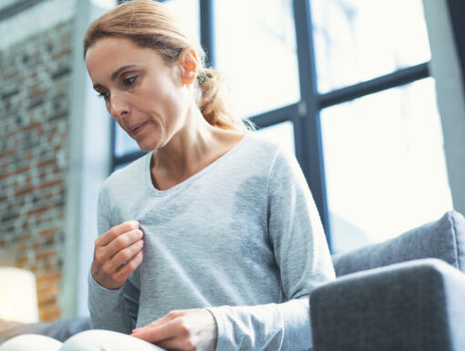 Hot Flashes During Menopause: Heart Disease Warning Sign?