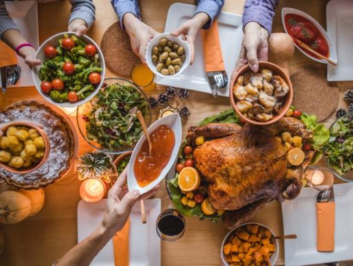 How to Outsmart the Holiday Dinner Table
