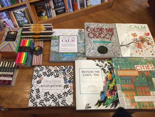Adult Coloring Books and Their Benefits