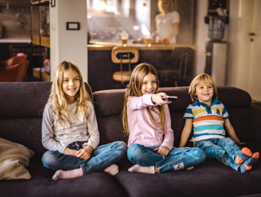 How TV Can Help Kids Eat Healthy Foods