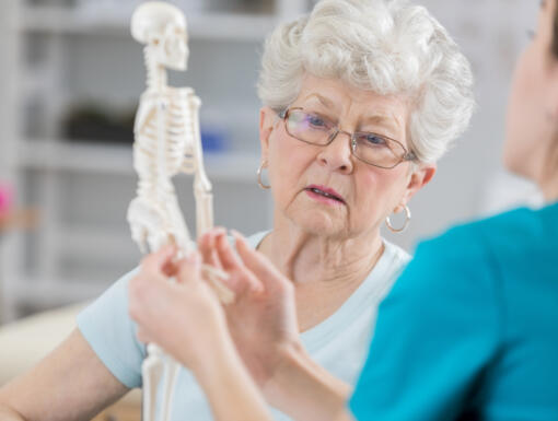 Bone Health: Osteoporosis Prevention and Treatment