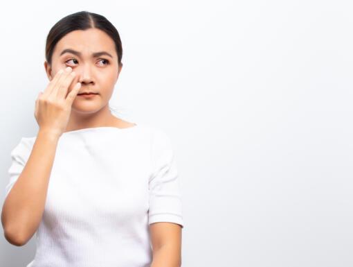 Is Pink Eye a COVID Symptom?