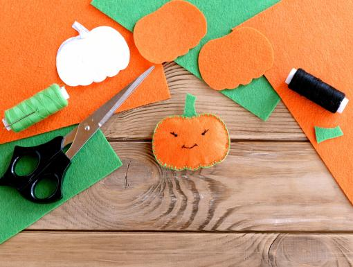 Preschool Pumpkin Craft Ideas