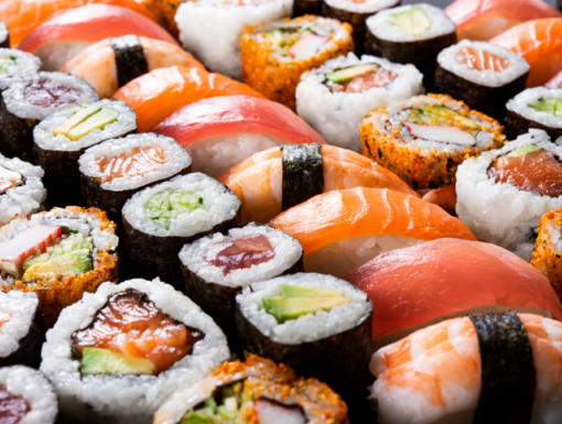 Healthy Sushi: Tips for Ordering