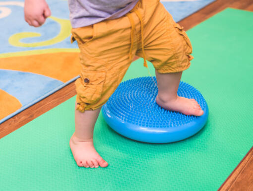 Why Do My Child's Feet Turn In?