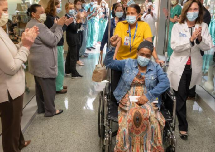 1500 covid patient