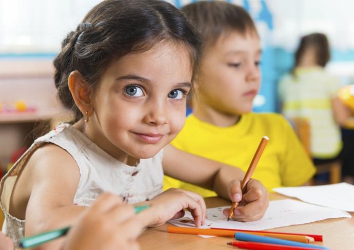 178590721 Preschool Children Drawing
