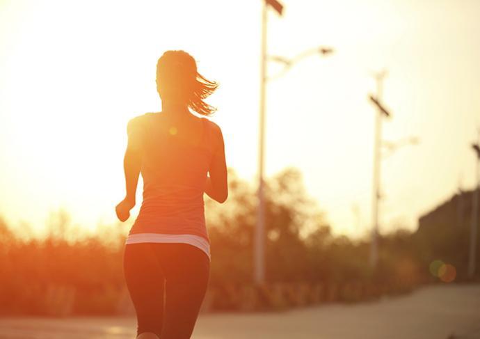 479133875 Woman Running