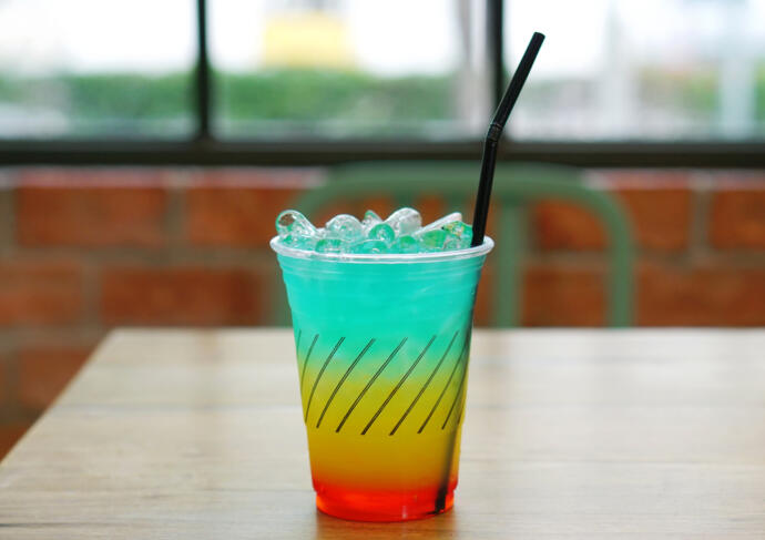 Colorful Loaded Tea