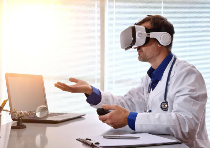 Doctor Vr Glasses