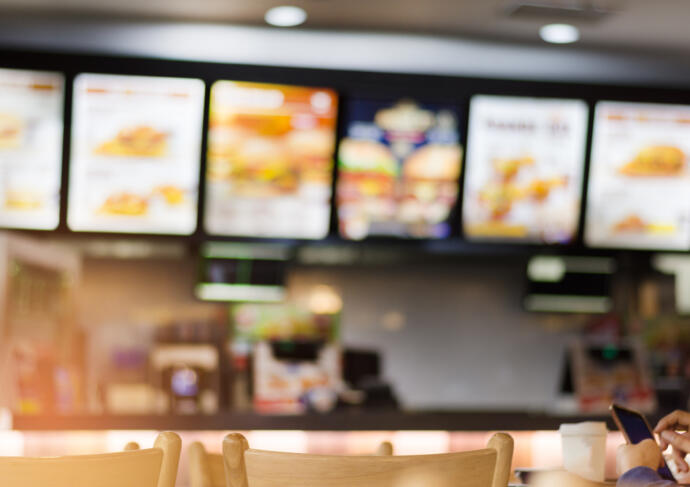 Fast Food Menu Restaurant 2020 2 19