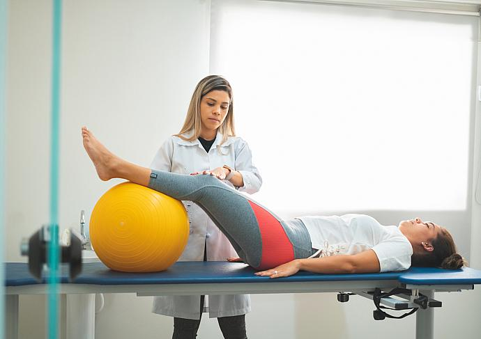 Getty Images physical therapy
