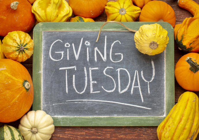 How to Celebrate Giving Tuesday