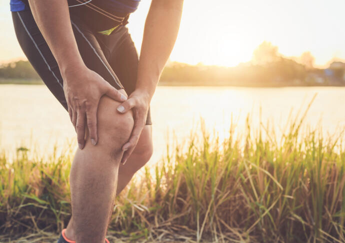 Pain Behind the Kneecap