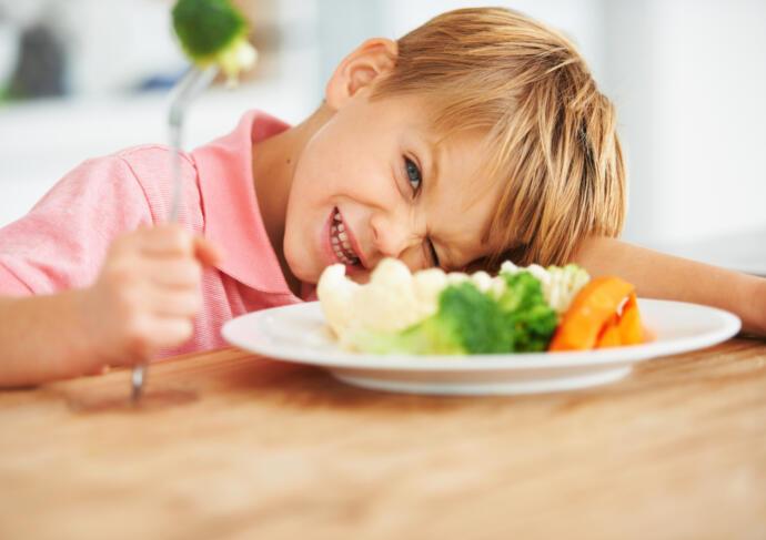 Picky Eater Child