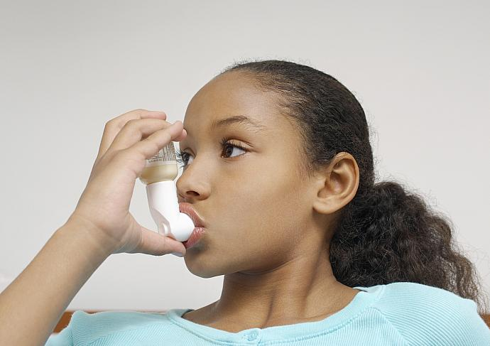 Thinkstockphotos 103583168 Inhaler Kids