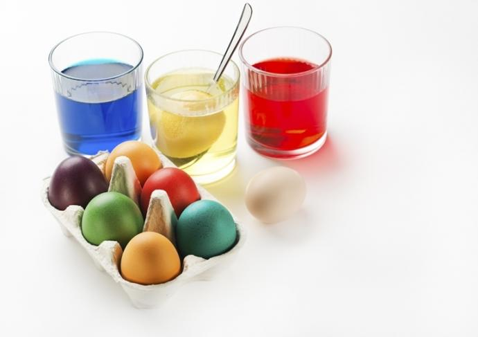 Thinkstockphotos 468124737 Egg Dyes