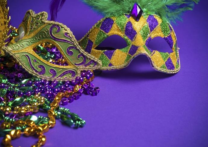 Thinkstockphotos 475628149 Assorted Mardi Gras Masks