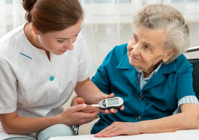 Thinkstockphotos 508633141 Diabetes Older Woman