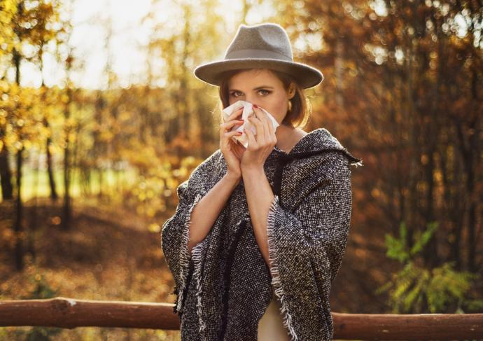 Thinkstockphotos 586208348 Fall Allergies