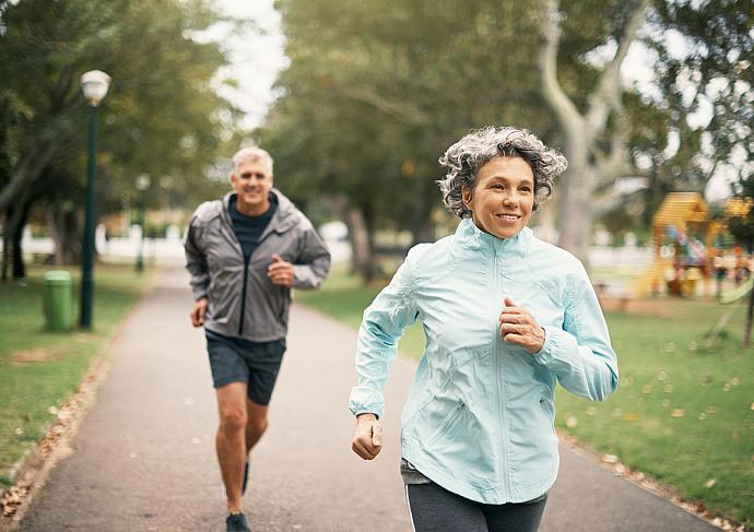 Aerobic exercise dementia