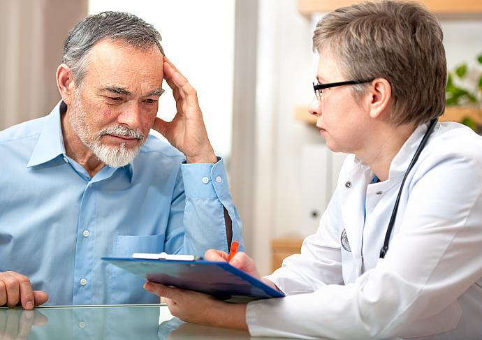 Concerned Doctor  177851075