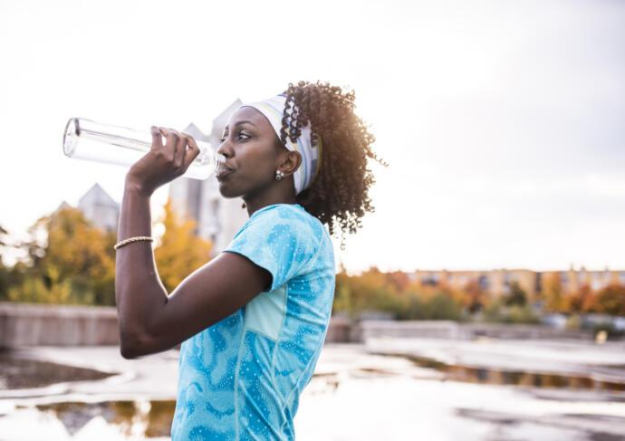 Dehydration hydration tips summer