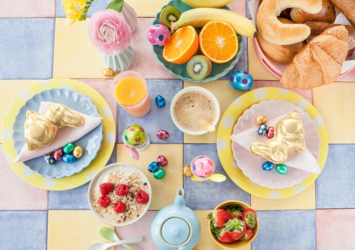 Healthy Easter Brunch Ideas