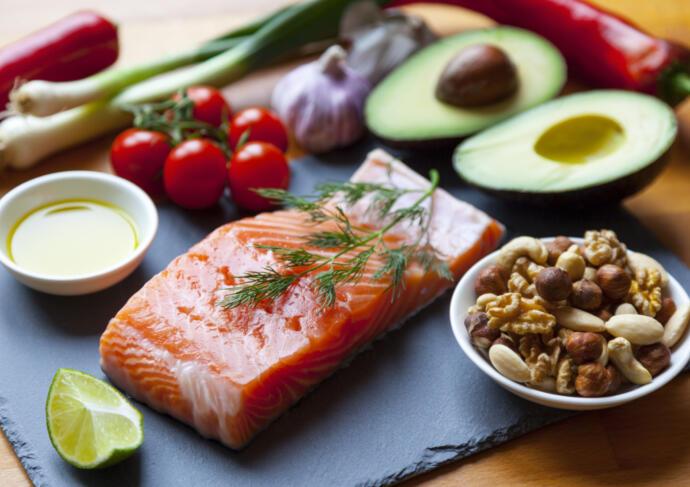 Healthy recipes mediterannean diet