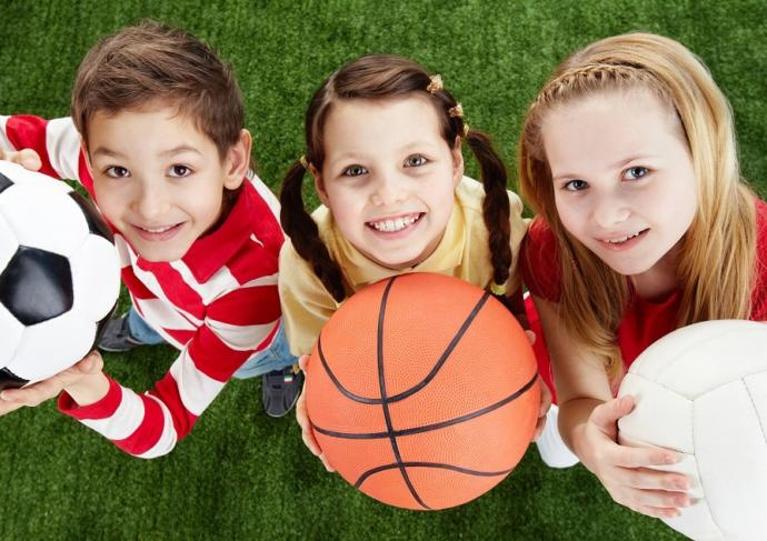 Kids Playing Sports Thinkstockphotos 120537144