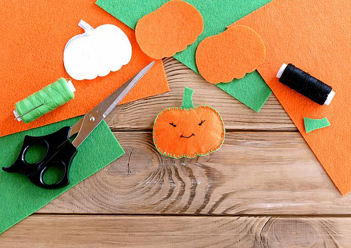Pumpkin Crafts