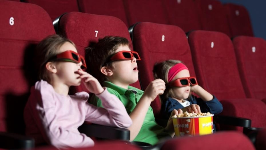 Why Your Child is Restless in 3D Movies | Ochsner Health