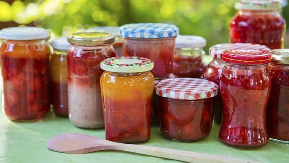 454131287 Strawberry Jam