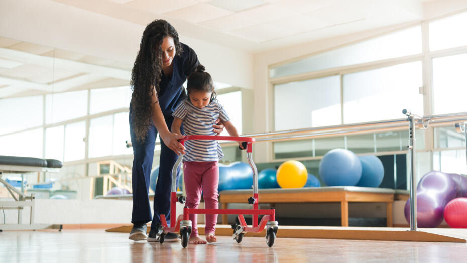 Child Rehab Therapy